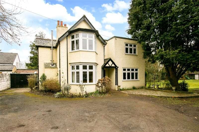 5 Bedrooms Detached House for sale in Nottingham Road, Heronsgate, Rickmansworth, Hertfordshire, WD3