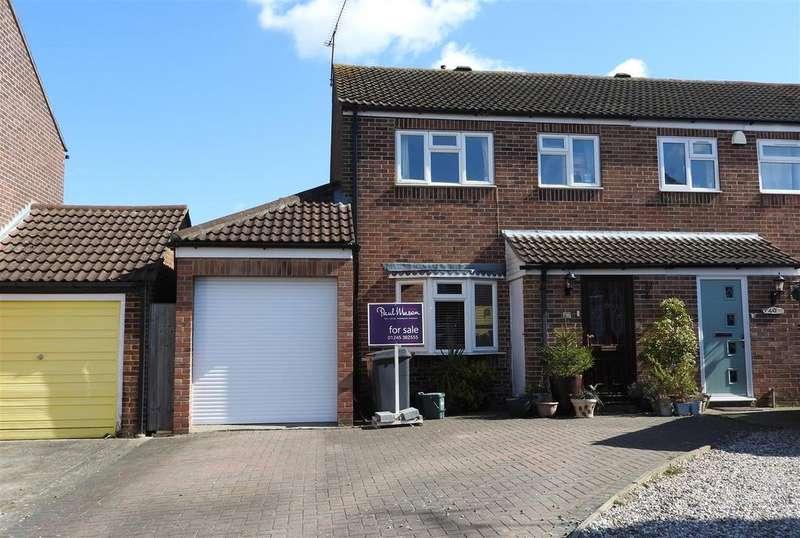 3 Bedrooms Semi Detached House for sale in Boleyn Way, Boreham, Chelmsford