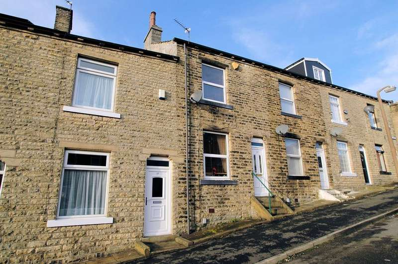 2 Bedrooms Terraced House for sale in 17 Thornton Street, King Cross, Halfax HX1