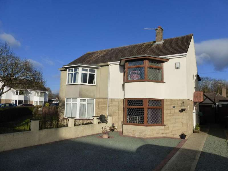 3 Bedrooms Semi Detached House for sale in Beechcroft Road, Longlevens, Gloucester, GL2