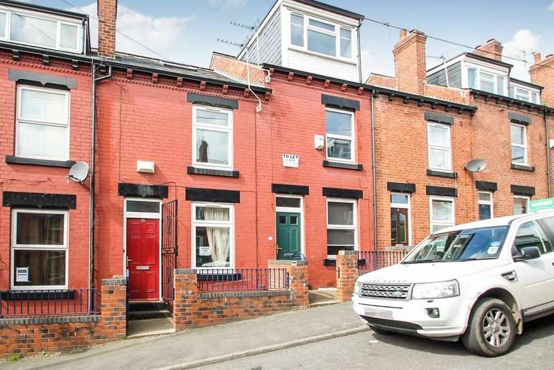 3 Bedrooms Terraced House for sale in Carberry Terrace, Hyde Park, Leeds