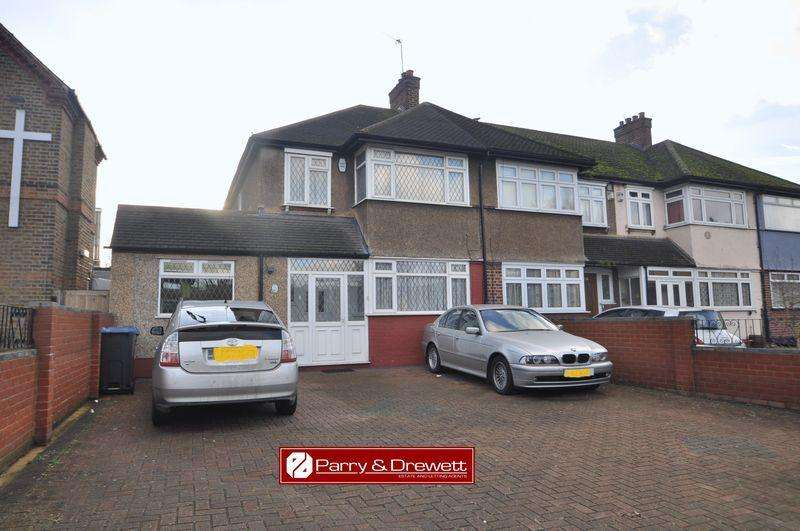 4 Bedrooms Semi Detached House for sale in Well proportioned , extended 4 bed Family Home