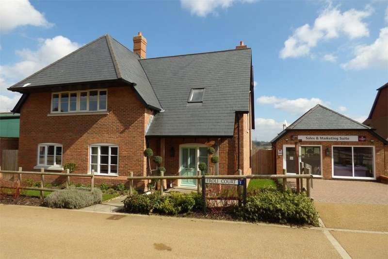 4 Bedrooms Detached House for sale in Upper Froyle, Hampshire