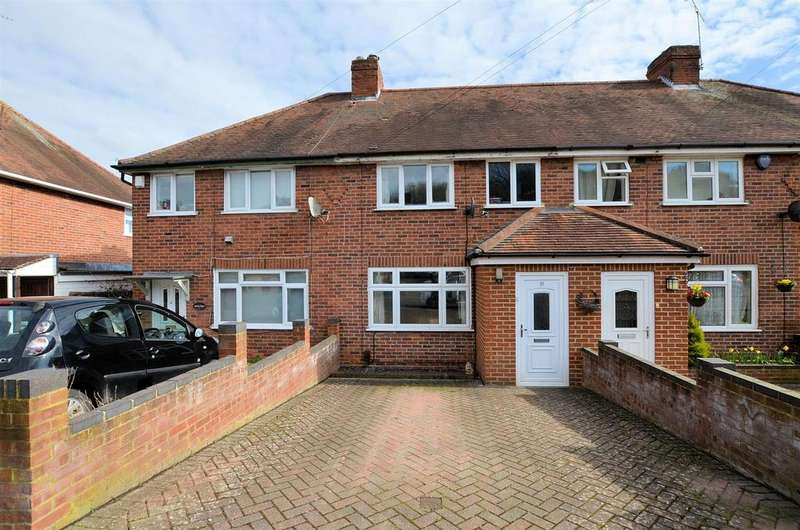 3 Bedrooms Terraced House for sale in Thirlmere Avenue, Tilehurst, Reading