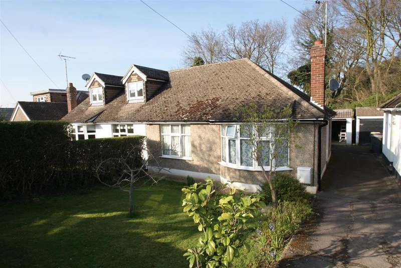 2 Bedrooms Semi Detached Bungalow for sale in Mendip Close, Rayleigh