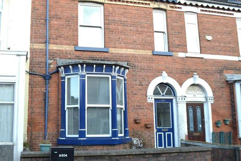 4 Bedrooms Terraced House for sale in Trinity Street, Gainsborough, Lincolnshire, DN21