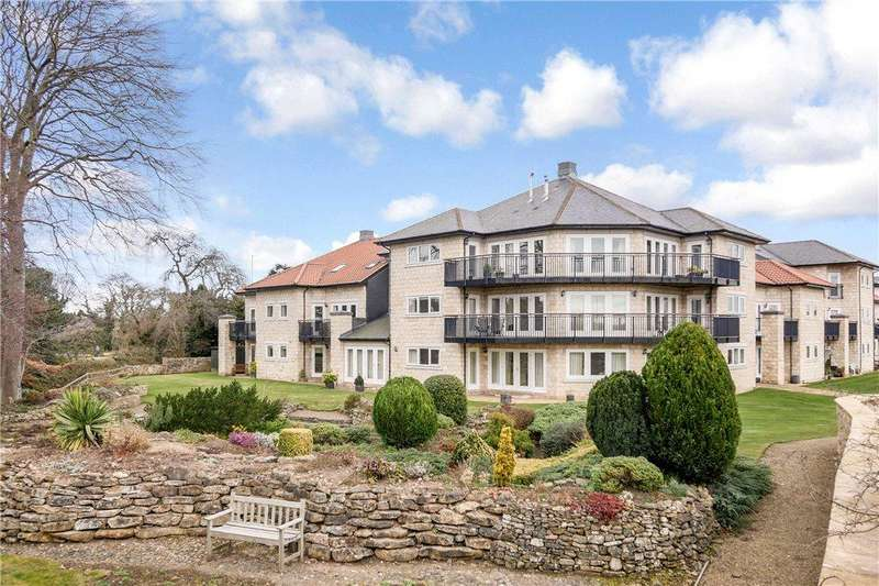3 Bedrooms Apartment Flat for sale in Castle Keep, Scott Lane, Wetherby, West Yorkshire