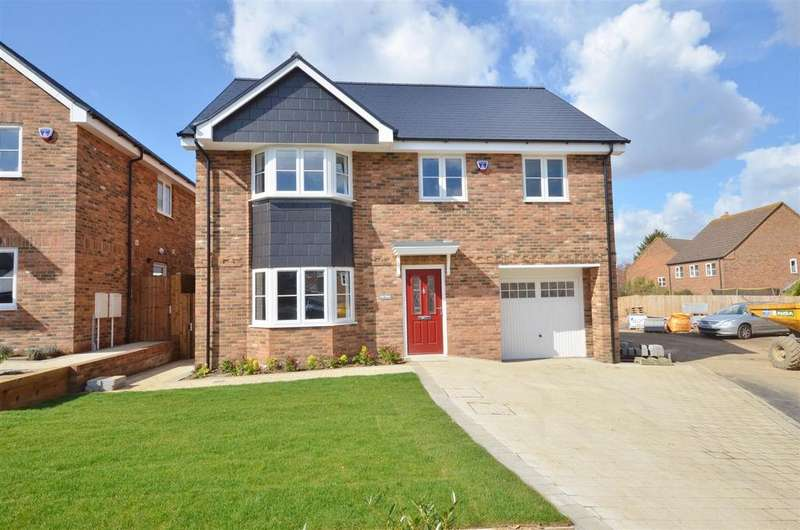 5 Bedrooms Detached House for sale in Cherry Gate Gardens, Luton Hoo Memorial Park