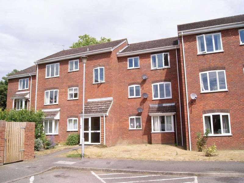 2 Bedrooms Apartment Flat for sale in Bexley Court, Reading, Berkshire, RG30