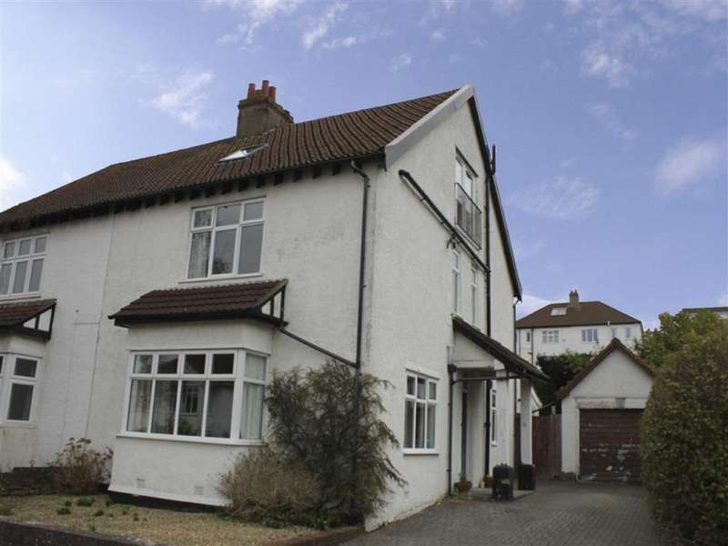 5 Bedrooms Semi Detached House for sale in Park Grove, Henleaze, Bristol