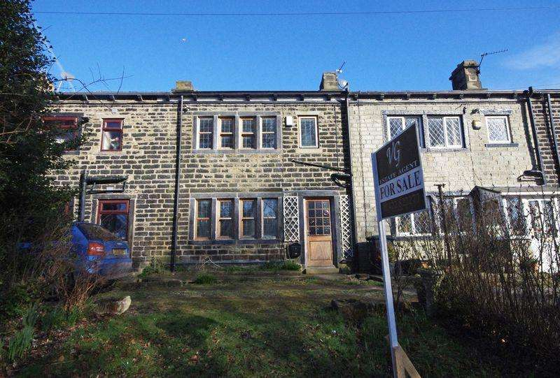 1 Bedroom Cottage House for sale in 3 Copperas Row, Greetland, HX4 9PN