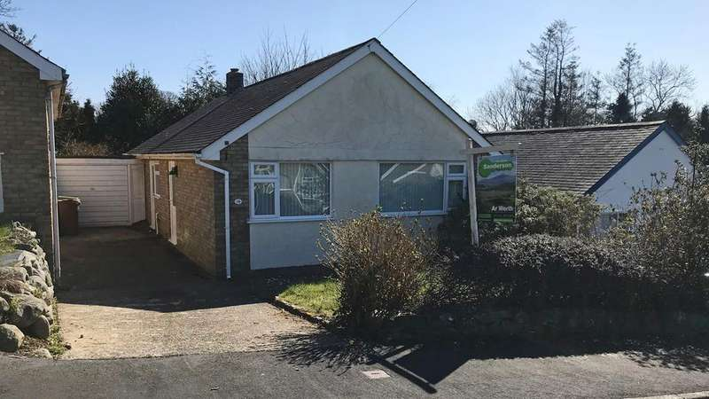 3 Bedrooms Bungalow for sale in Llwyn Ynn, Talybont, LL43