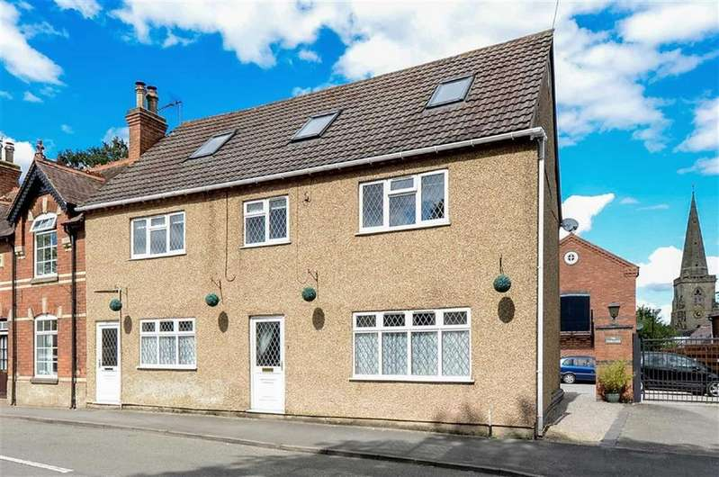 3 Bedrooms Apartment Flat for sale in Station Road, Stoke Golding