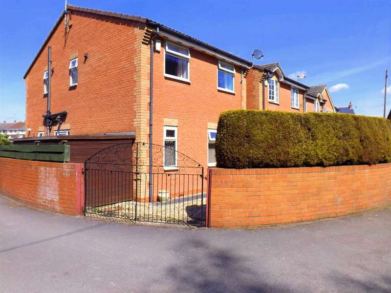3 Bedrooms Detached House for sale in Station Road, Clowne, Chesterfield
