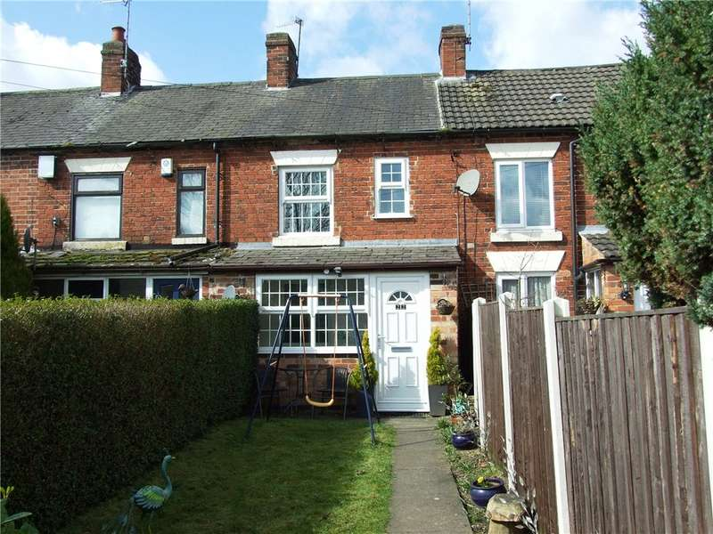 2 Bedrooms Terraced House for sale in Main Road, Smalley, Ilkeston, Derbyshire, DE7