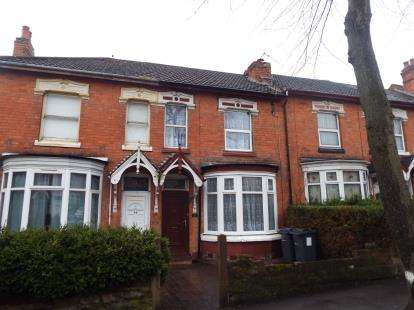 3 Bedrooms Terraced House for sale in Oxford Road, Acocks Green, Birmingham, West Midlands