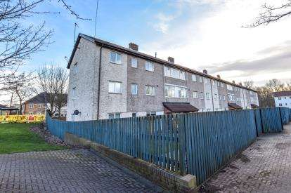 2 Bedrooms Flat for sale in West Farm Avenue, Longbenton, Newcastle Upon Tyne, Tyne and Wear, NE12