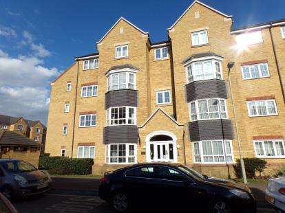 2 Bedrooms Flat for sale in Henley Road, Bedford, Bedfordshire