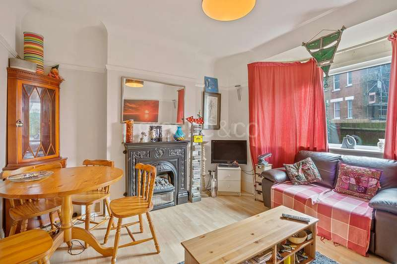 2 Bedrooms Flat for sale in Sherriff Court, Sherriff Road, London, NW6