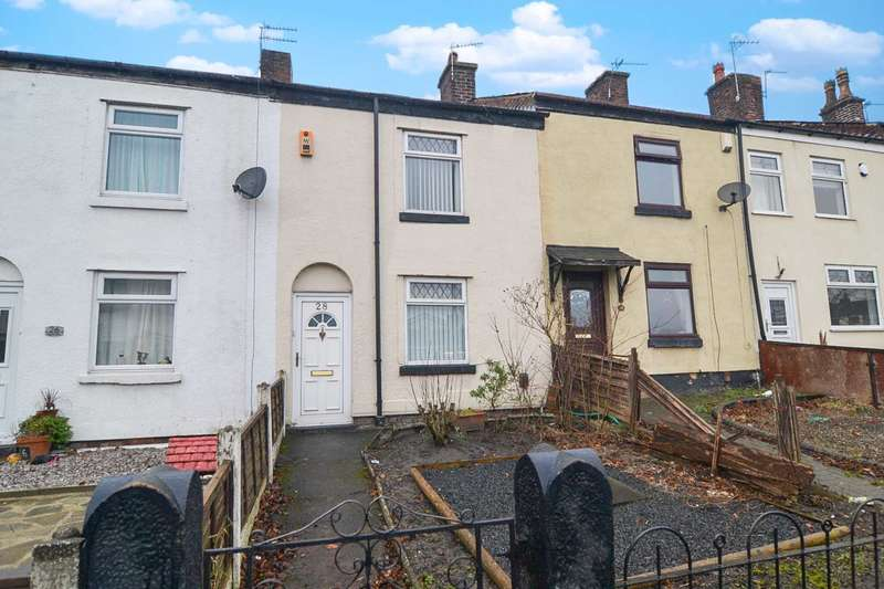 2 Bedrooms Terraced House for sale in High Street, Golborne