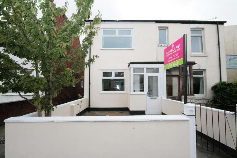 2 Bedrooms Semi Detached House for sale in St Lukes Road, Southport, PR9 0SH