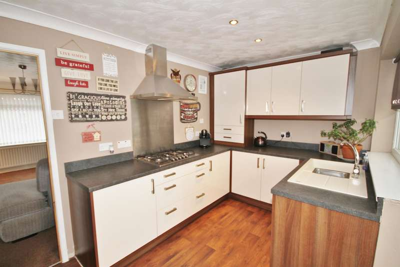 2 Bedrooms Semi Detached House for sale in Penllyn Way, Hemlington, Middlesbrough, TS8 9PD