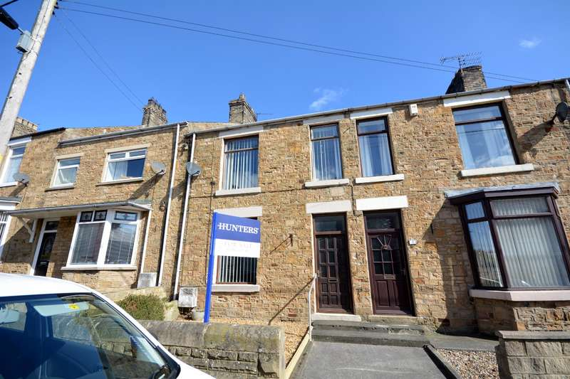 3 Bedrooms Terraced House for sale in West View, Evenwood, Bishop Auckland, DL14 9QH