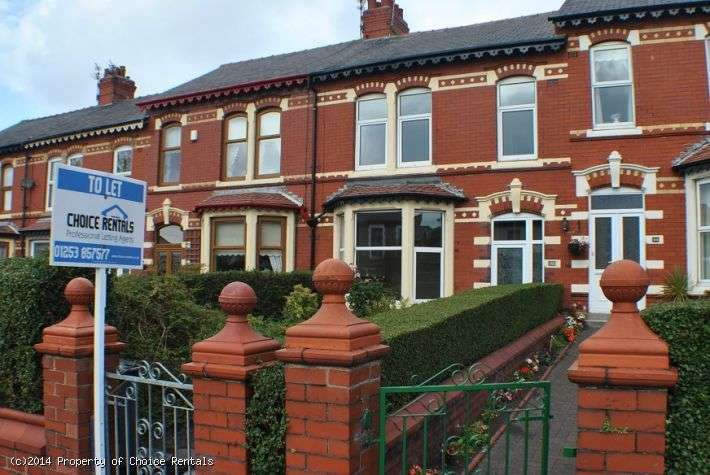 4 Bedrooms House for rent in Bryan Rd, Blackpool, FY3 9BE