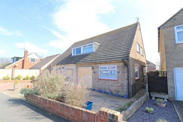 3 Bedrooms Bungalow for sale in Westfield Close, Polegate, BN26