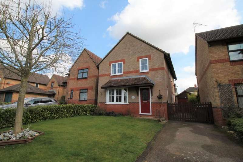 4 Bedrooms Detached House for sale in Neuville Way, Desborough