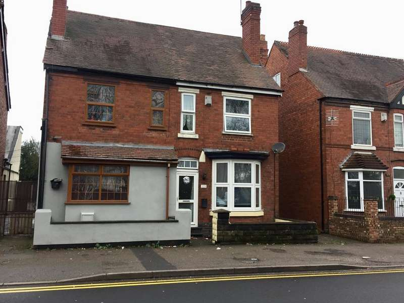 2 Bedrooms House for sale in Walsall Road, Great Wyrley ,