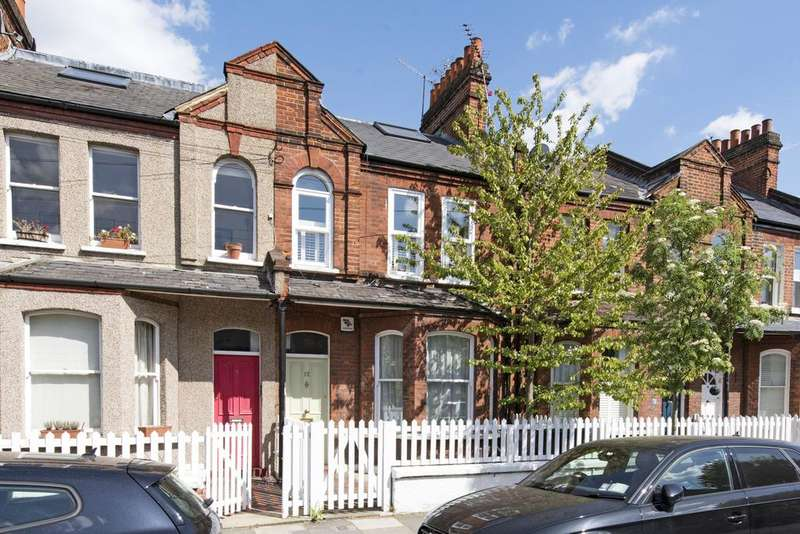 2 Bedrooms Flat for sale in Musard Road, W6