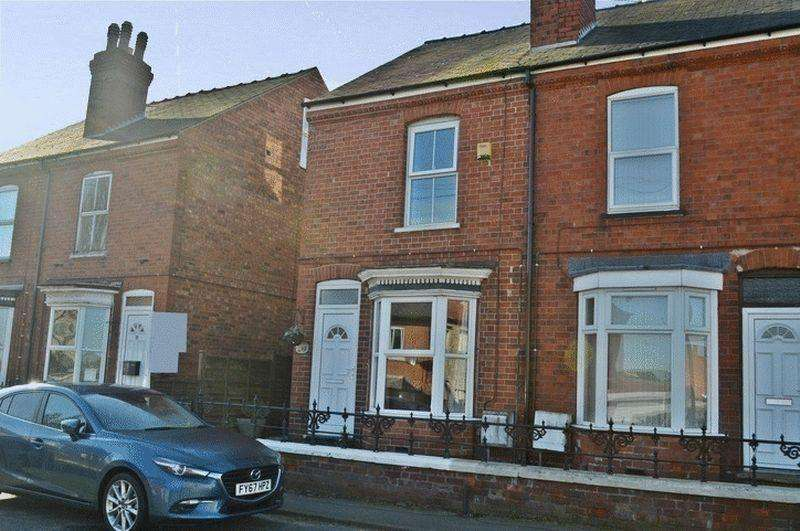2 Bedrooms Semi Detached House for sale in Main Road, Washingborough