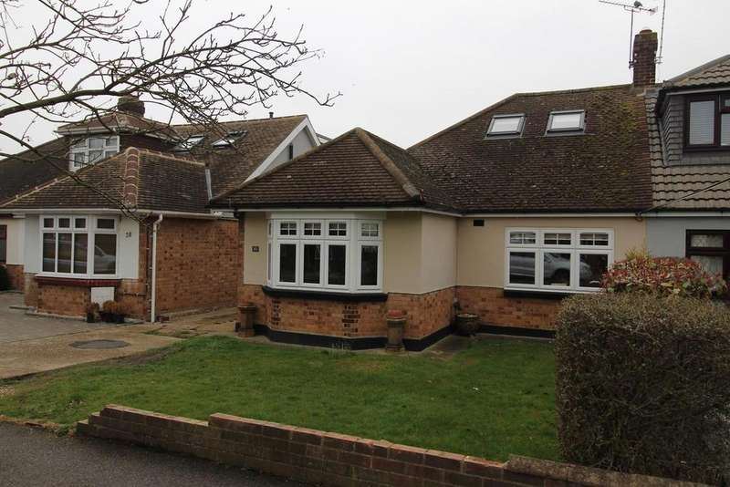 3 Bedrooms Chalet House for sale in Cadogan Avenue, West Horndon, Brentwood, Essex, CM13