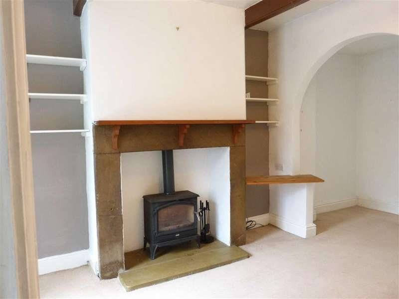2 Bedrooms Terraced House for rent in Hollincross Lane, Glossop