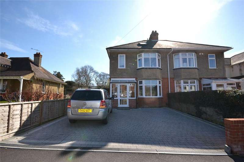 4 Bedrooms Semi Detached House for sale in Empire Road, Salisbury