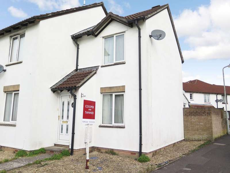 1 Bedroom End Of Terrace House for sale in Sheldon Drive, Wells