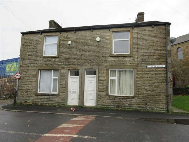 2 Bedrooms Terraced House for sale in Clough Street, Burnley, Lancashire