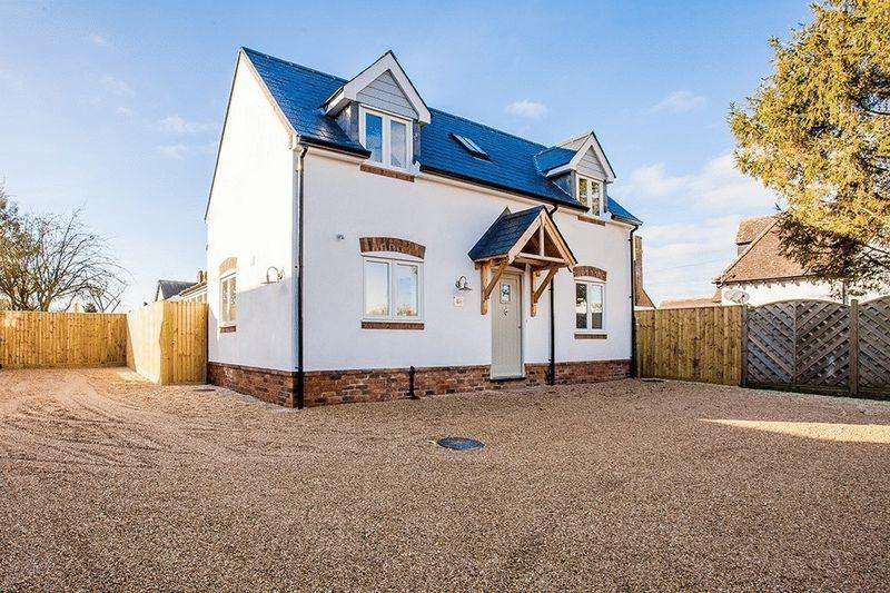 3 Bedrooms Detached House for sale in Marston Road, Granborough