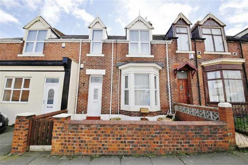 3 Bedrooms Terraced House for sale in General Graham Street, High Barnes, Sunderland, SR4