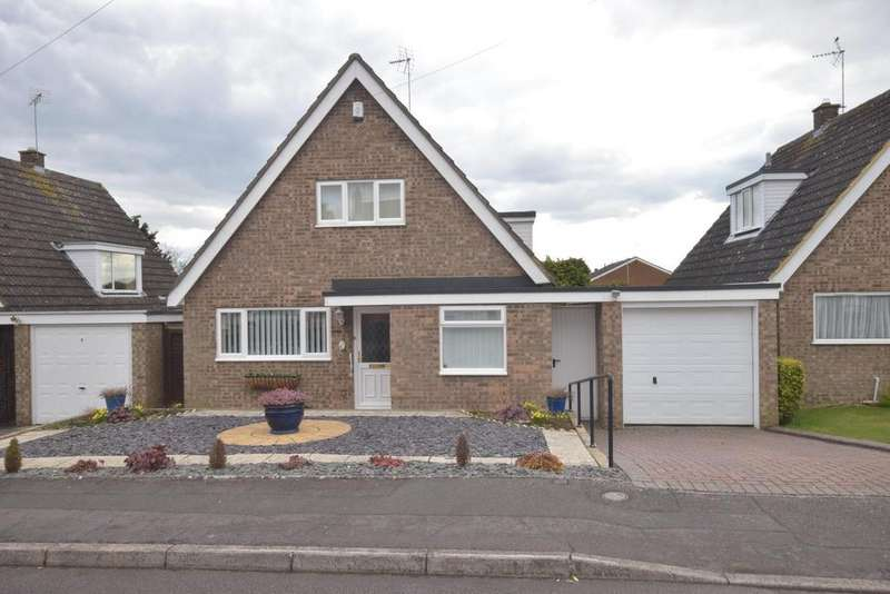 3 Bedrooms Detached House for sale in Catesby Road, Rothwell, Kettering