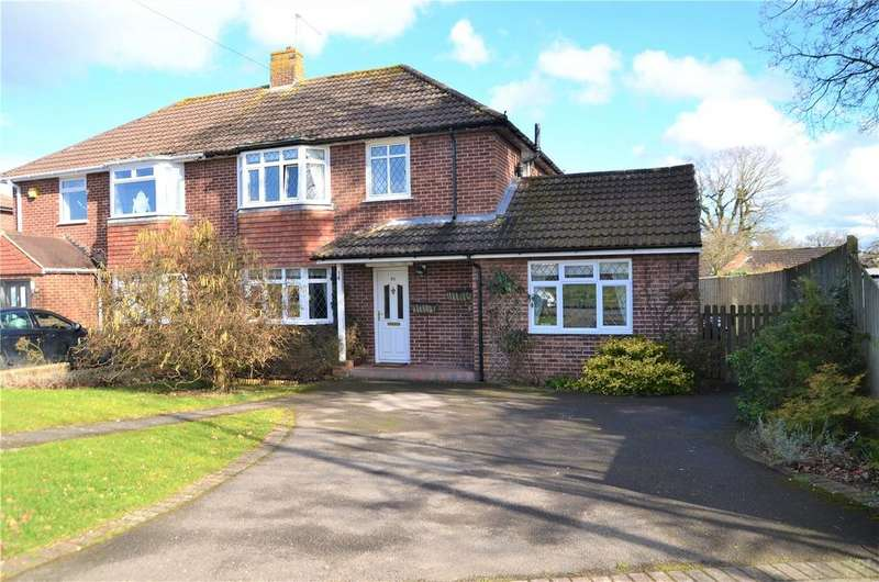 3 Bedrooms Semi Detached House for sale in Grafton Road, Tilehurst, Reading, Berkshire, RG30