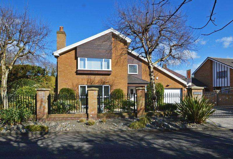 4 Bedrooms Detached House for sale in ** OPEN TO VIEW SATURDAY 28th JULY 1.30pm - 3.30pm NO APPOINTMENT NECESSARY *** Linden Green, Thornton-Cleveleys, FY5...