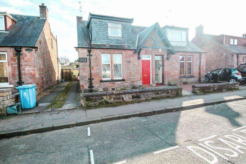 3 Bedrooms Semi Detached House for sale in Pompee Road, Sauchie