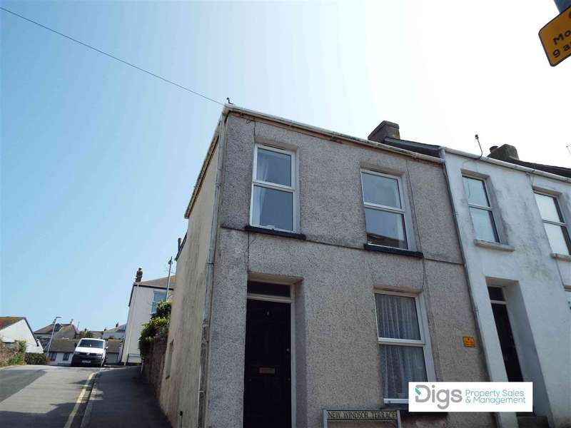 3 Bedrooms End Of Terrace House for rent in New Windsor Terrace, Falmouth