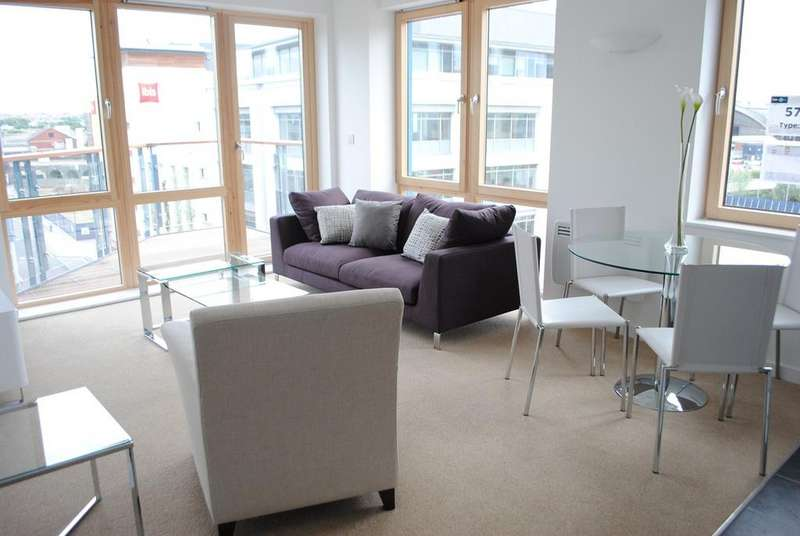 2 Bedrooms Apartment Flat for sale in Sweetman Place, City Centre, Bristol, BS2