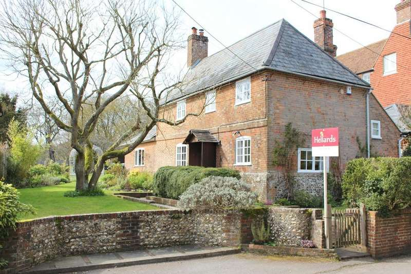 3 Bedrooms Cottage House for sale in High Street, Meonstoke, Meon Valley, Hampshire