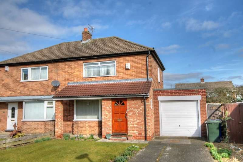 2 Bedrooms Semi Detached House for sale in Chapel House Drive, Chapel House, Newcastle Upon Tyne, NE5