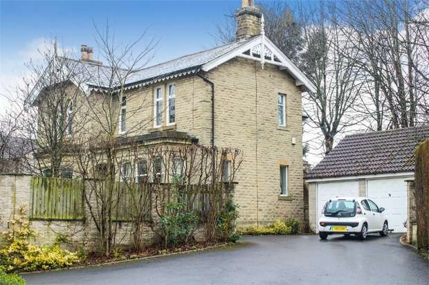 4 Bedrooms Detached House for sale in Elmfield Court, Birkenshaw, Bradford, West Yorkshire