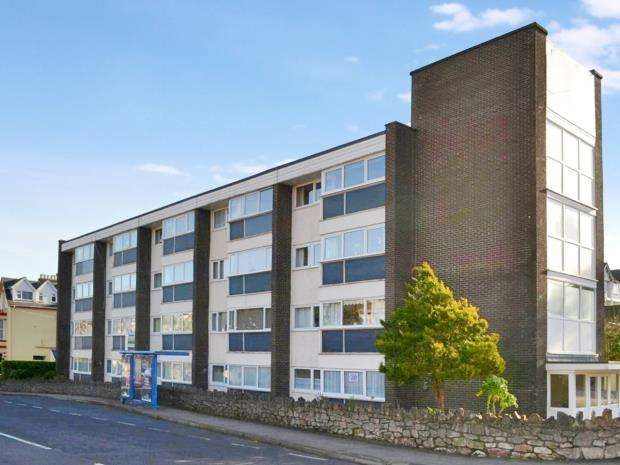 2 Bedrooms Flat for sale in Brimlands Court, New Road, Brixham, Devon